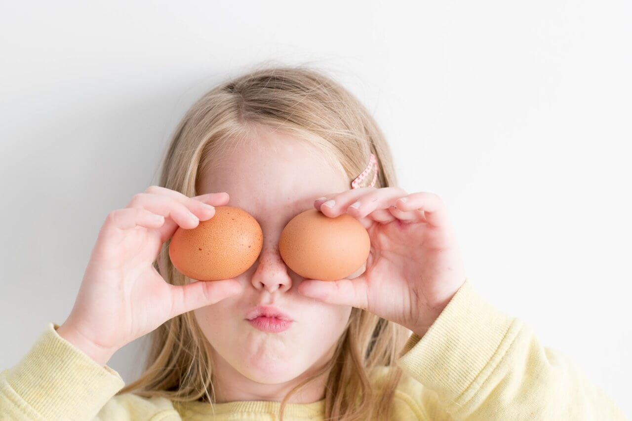 Wenn schon Eier, dann Eier ohne Kükenschreddern